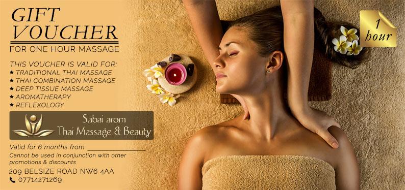sabai arom thai massage & beauty